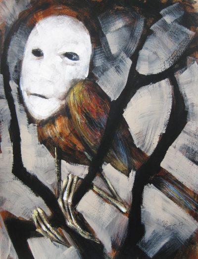 Oiseau - Pesto - Pierre Estoppey - Illustrateur